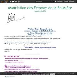 Echanges de savoirs : Comment aider un adulte à lire et écrire - méthodologie - Le blog de association-femmes-boissiere.over-blog.com