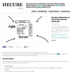 Agile, Scrum, Méthodologie – Un tour d'horizon rapide sur la méthode agile
