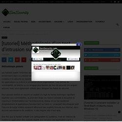 [tutoriel] Méthodologie d'un test d'intrusion sur un réseau - SenSecurity
