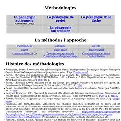 Méthodologies