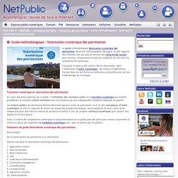 Guide méthodologique : Valorisation numérique des patrimoines