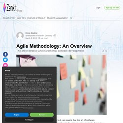 Agile Methodology: An Overview