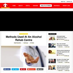 Methods Used At An Alcohol Rehab Centre