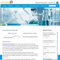 Methylene Bis-Thiocyanate (MBT)