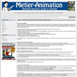 Metier-animation.com