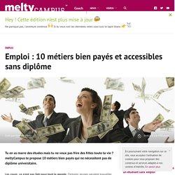 Emploi : 10 métiers bien payés et accessibles sans diplôme