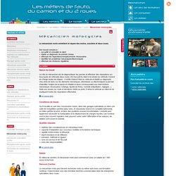 les métiers de l'auto, du camion et du deux roues >>> www.metiersdelauto.com