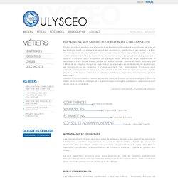 Métiers et domaines d'intervention du réseau ULYSCEO