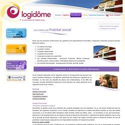 Les métiers de l'habitat social — Logidome