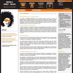 Métiers Hotel Resto : Le secteur(detendre)