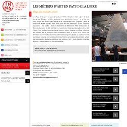 Les métiers d'art en Pays de la Loire - L'artisanat en Pays de la Loire
