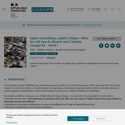 Canopé - Sélection de ressources pour l'égalité fille et garçon