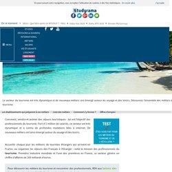 Fiches Métiers : Tourisme - Studyrama.com