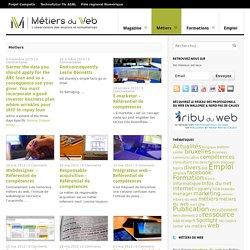 Metiers du web