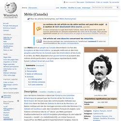 Métis (Canada)