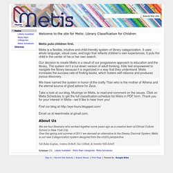 Metis Innovations