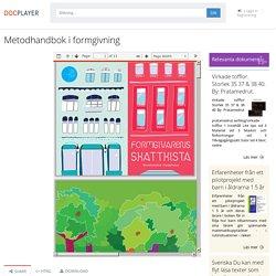 Metodhandbok i formgivning - PDF Free Download