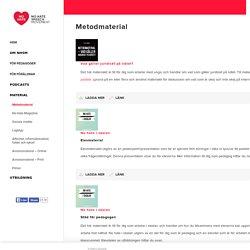 Metodmaterial - No Hate Speech Movement : No Hate Speech Movement