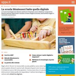 Metodo Montessori: meglio del digitale