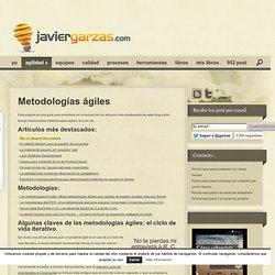 Metodologías ágiles: Los artículos mas destacados