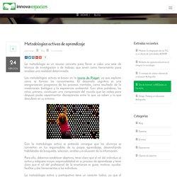 Metodologías activas de aprendizaje – innovaespacios