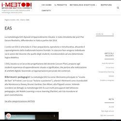EAS – Metodologie didattiche a confronto