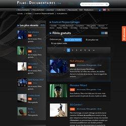 Courts métrages: Films gratuits - FilmsDocumentaires.com
