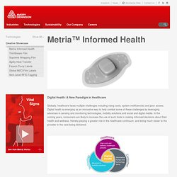 Metria Wearable Sensor