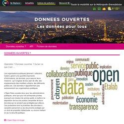 MétroMobilité - OpenData