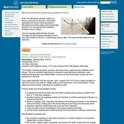 Metronet Jobline