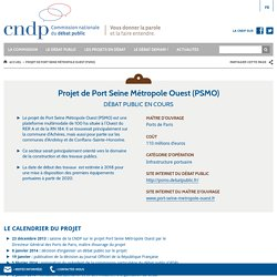 Projet de Port Seine Métropole Ouest (PSMO)