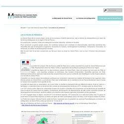 Les acteurs en présence / Y voir clair dans le Grand Paris / MGP - Métropole du Grand Paris Mission de préfiguration