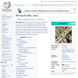 Metropolis (film, 1927)