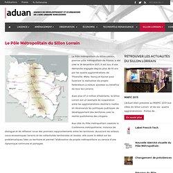 Le Sillon Lorrain, un réseau d'agglomérations - THIONVILLE - METZ - NANCY - ÉPINAL