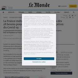 16 jan. 2021 La France métropolitaine sous couvre-feu dès 18 heures pour tenter de freiner la propagation du Covid-19