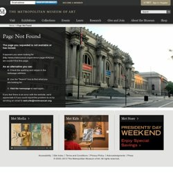 The Metropolitan Museum of Art ­ Educational Re...
