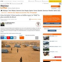"""Crise du Sahel : il faut mettre en faillite Aqmi, la """"PME"""" la plus rentable du désert"""
