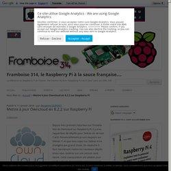 Mettre à jour Owncloud en 8.2.2 sur Raspberry Pi