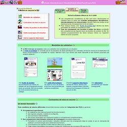 Mettre en oeuvre le B2i - Modalités et outils d'évaluation