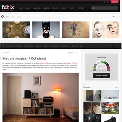 Meuble musical / DJ stand