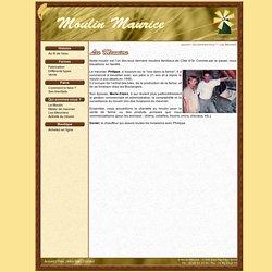 Les meuniers du Moulin Maurice : de père en fils