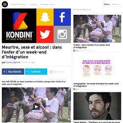 Meurtre, sexe et alcool : dans l'enfer d'un week-end d'intégration