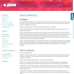Mexico Accueil