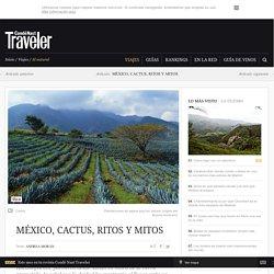 México, cactus, ritos y mitos