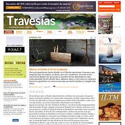 México, el diseño al fin en la agenda. - Número 109 - Travesías