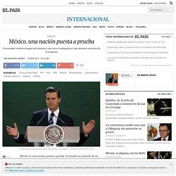 México, una nación puesta a prueba