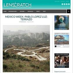 Mexico Week: Pablo Lopez Luz: Terrazo