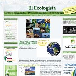 Biodiversidad-México