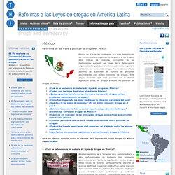 México - Reformas a las Leyes de drogas en América Latina