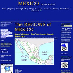 Mexico RV and Camping Parks